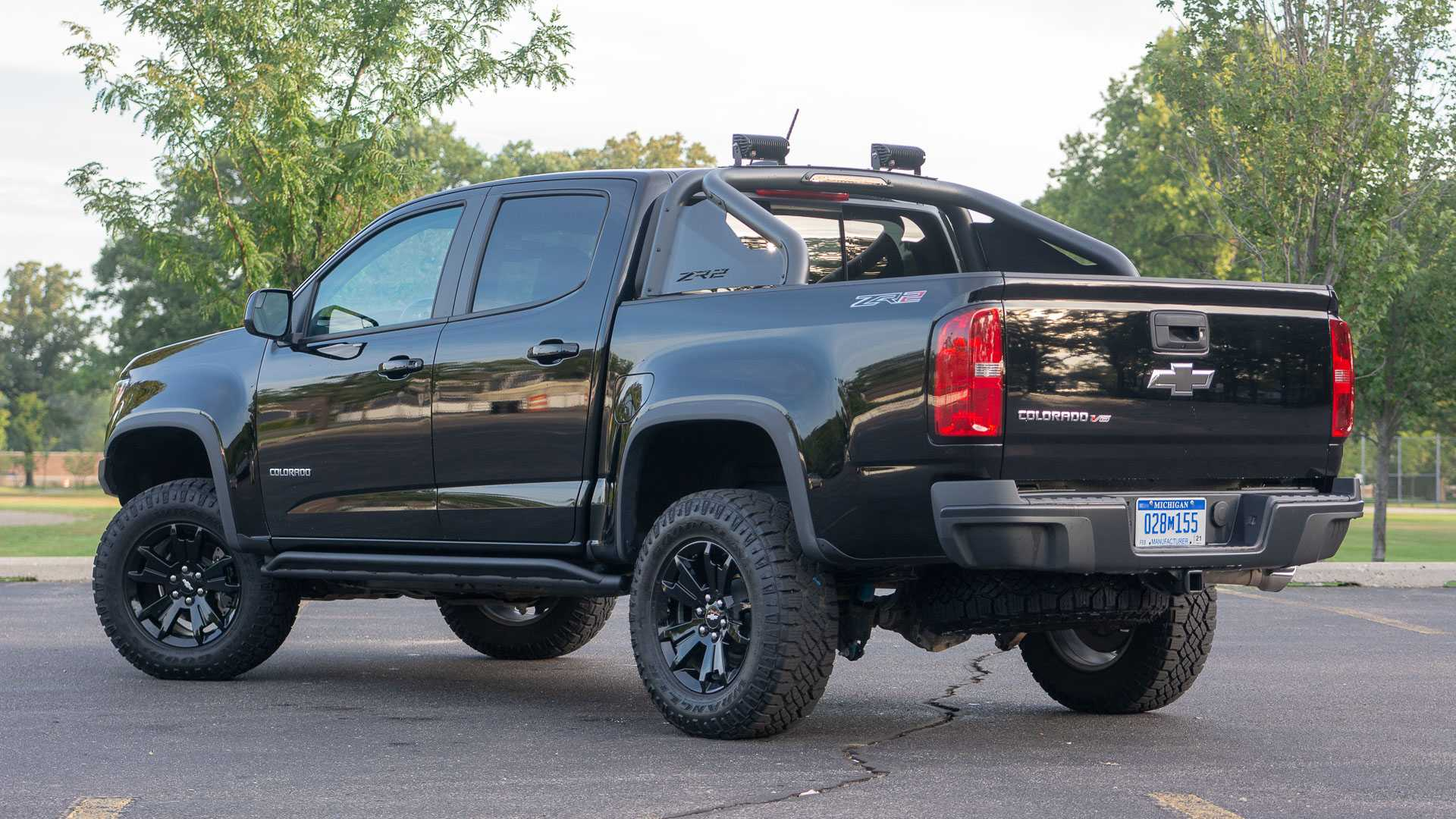 20 A 2020 Chevrolet Colorado Z72 Pricing