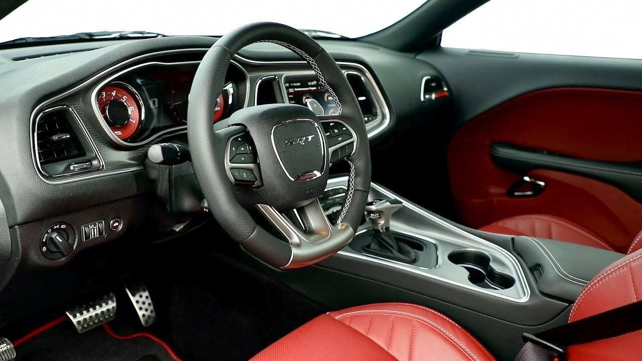 20 A 2020 Dodge Charger Interior Speed Test