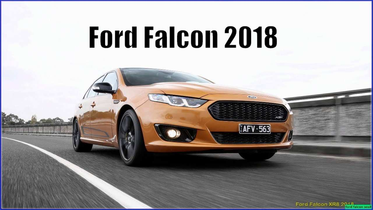 20 A 2020 Ford Falcon Gt Concept And Review