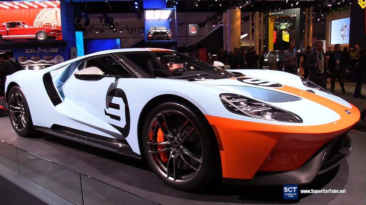 20 A 2020 Ford Gt Supercar Redesign And Review