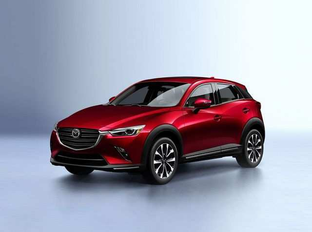 20 A 2020 Mazda CX 3 Images