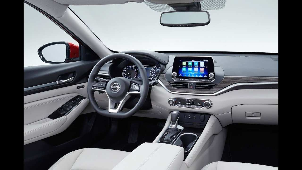 20 A 2020 Nissan Altima Interior Redesign And Review