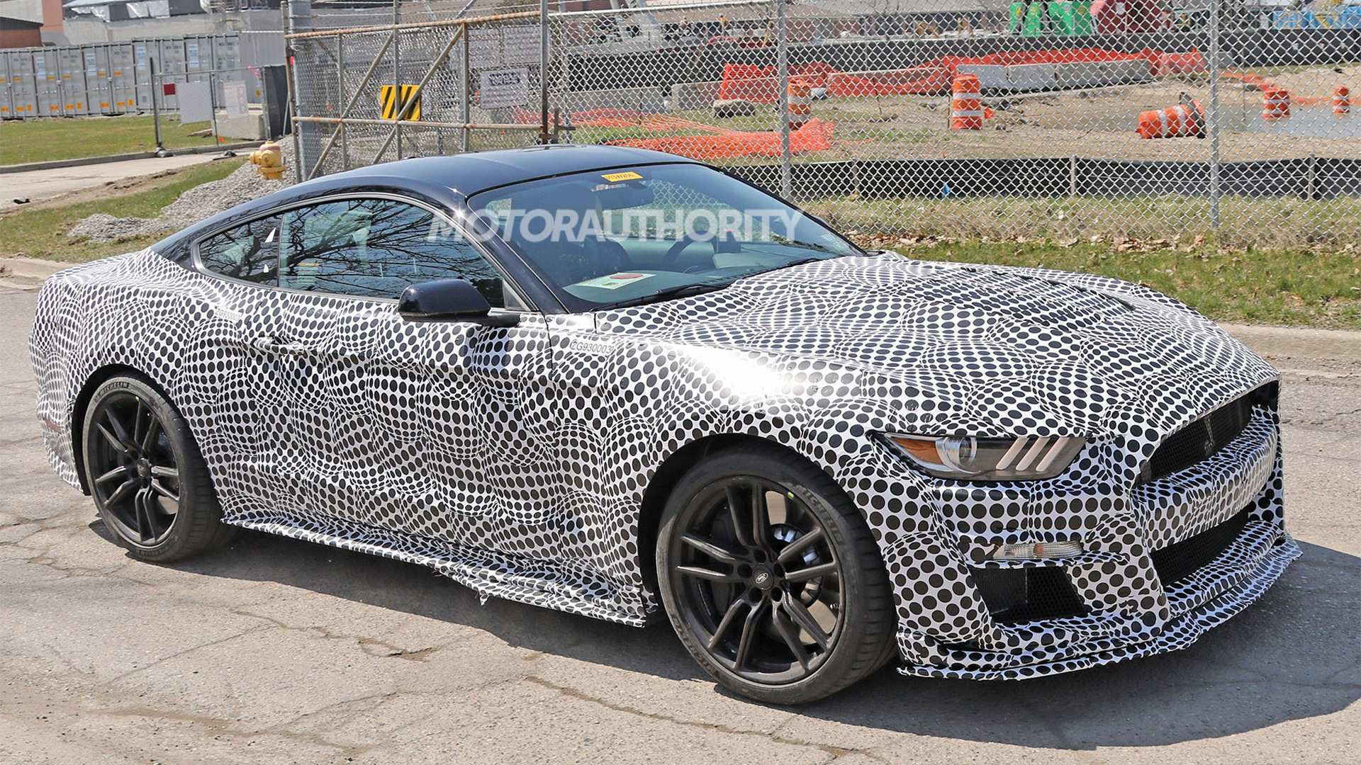 20 A 2020 The Spy Shots Ford Mustang Svt Gt 500 Redesign
