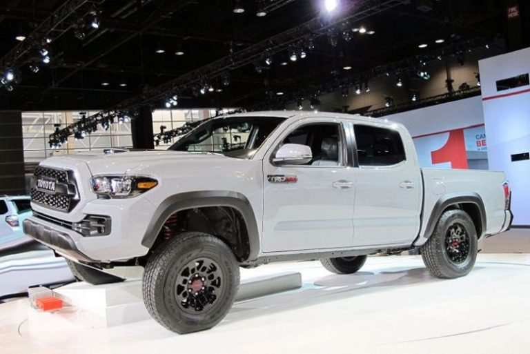 20 A 2020 Toyota Tacoma Diesel Trd Pro Specs