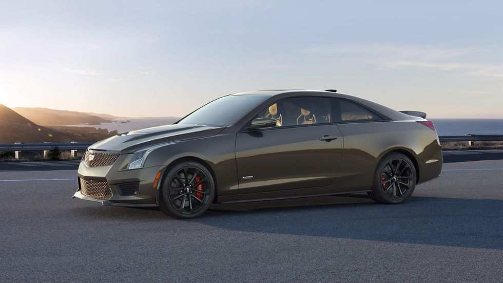20 A Cadillac Ats V 2020 Price And Review