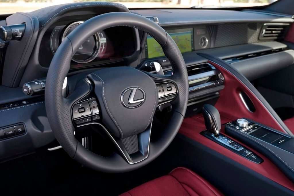 20 A New Lexus Ct 2019 New Model And Performance