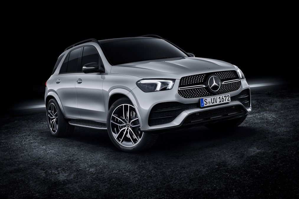 20 A New Mercedes 2019 Picture
