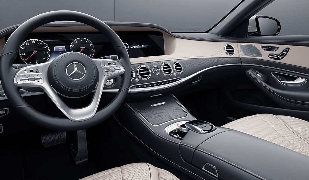 20 A S450 Mercedes 2019 Review