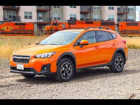 20 A Subaru Xv 2019 Review Price And Release Date
