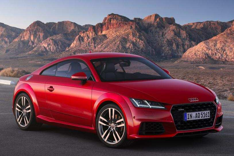 20 All New 2019 Audi Tt Rs Speed Test