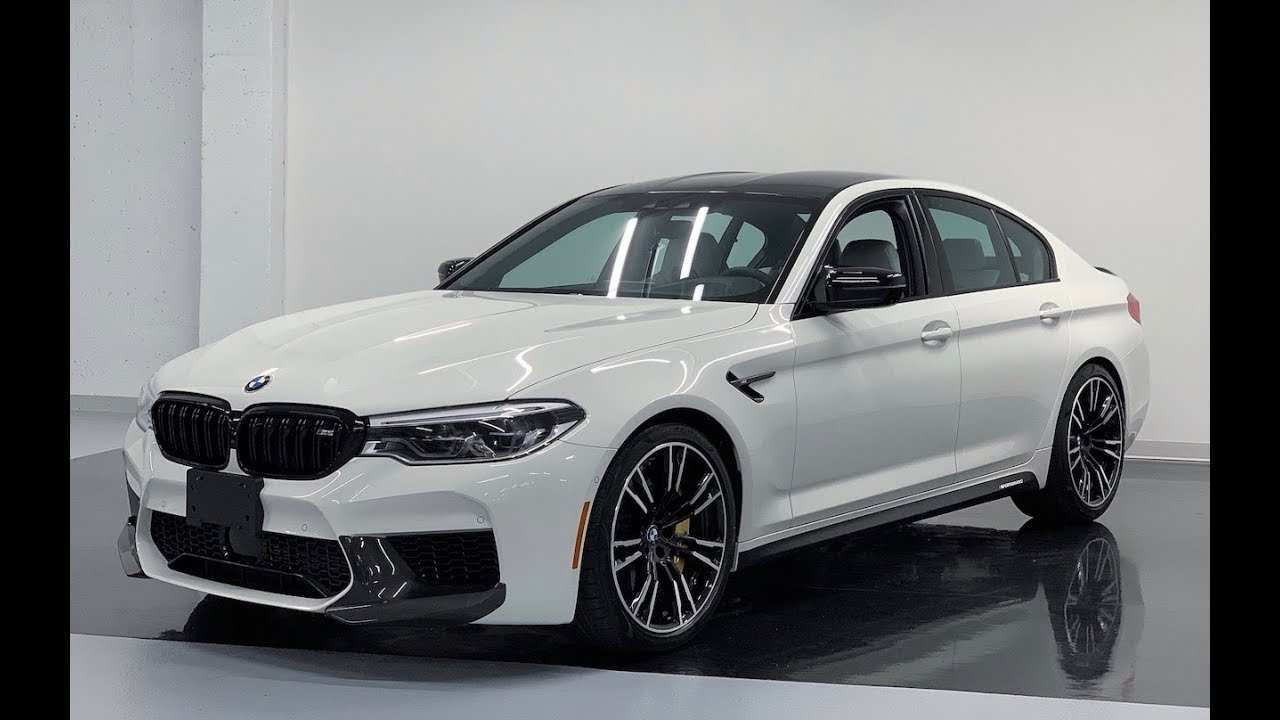 20 All New 2019 BMW M5 Price Design And Review
