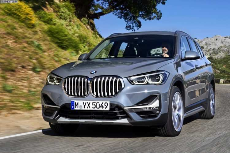 20 All New 2019 BMW X1 Review And Release Date
