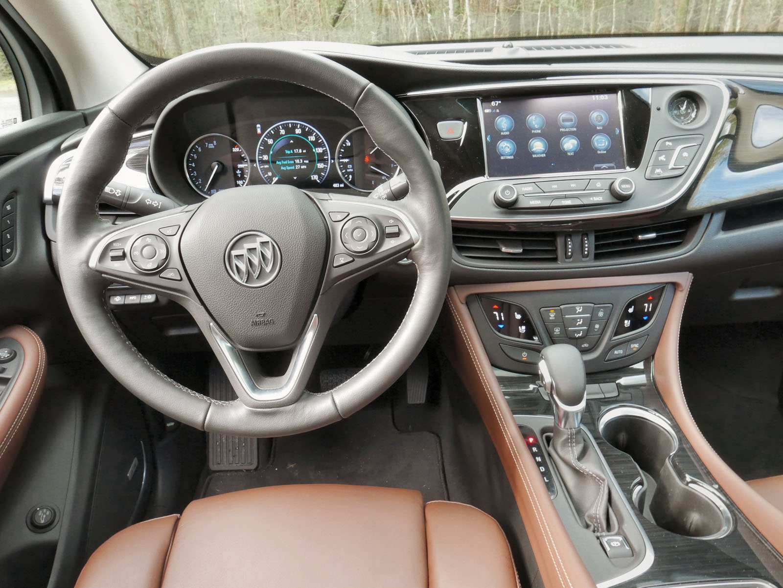 20 All New 2019 Buick Envision First Drive