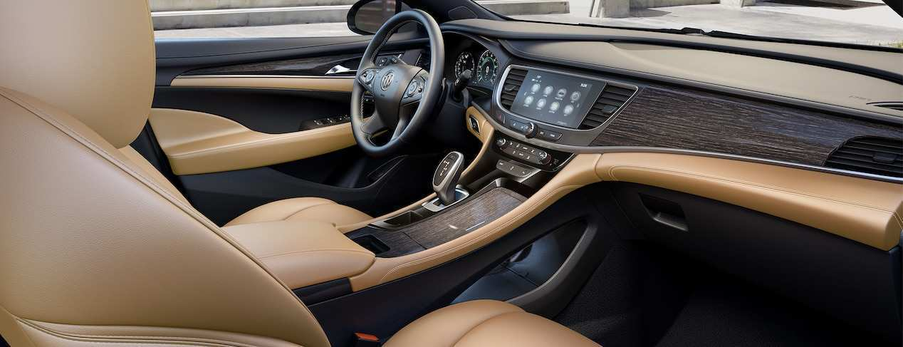 20 All New 2019 Buick LaCrosses Engine
