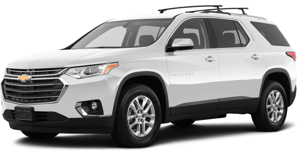 20 All New 2019 Chevrolet Traverses New Model And Performance