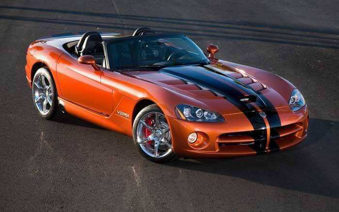 20 All New 2019 Dodge Viper Roadster Rumors
