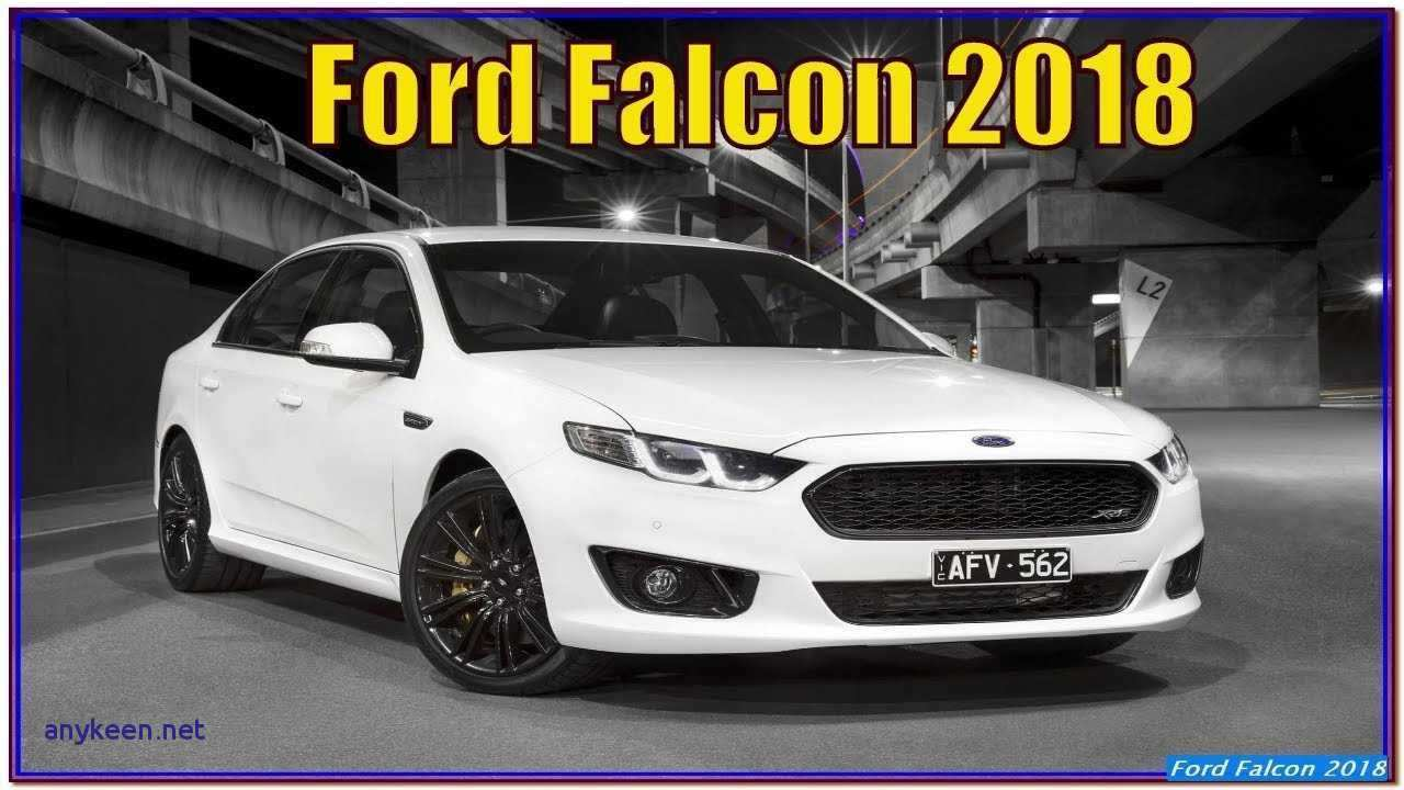 20 All New 2019 Ford Falcon Xr8 Gt Price Design And Review