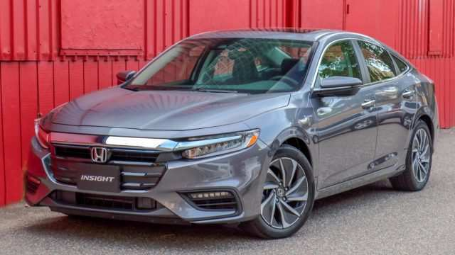 20 All New 2019 Honda Insight First Drive