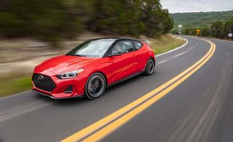 20 All New 2019 Hyundai Veloster Spesification