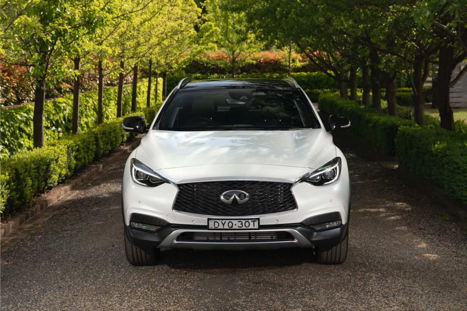 20 All New 2019 Infiniti Q30 Speed Test