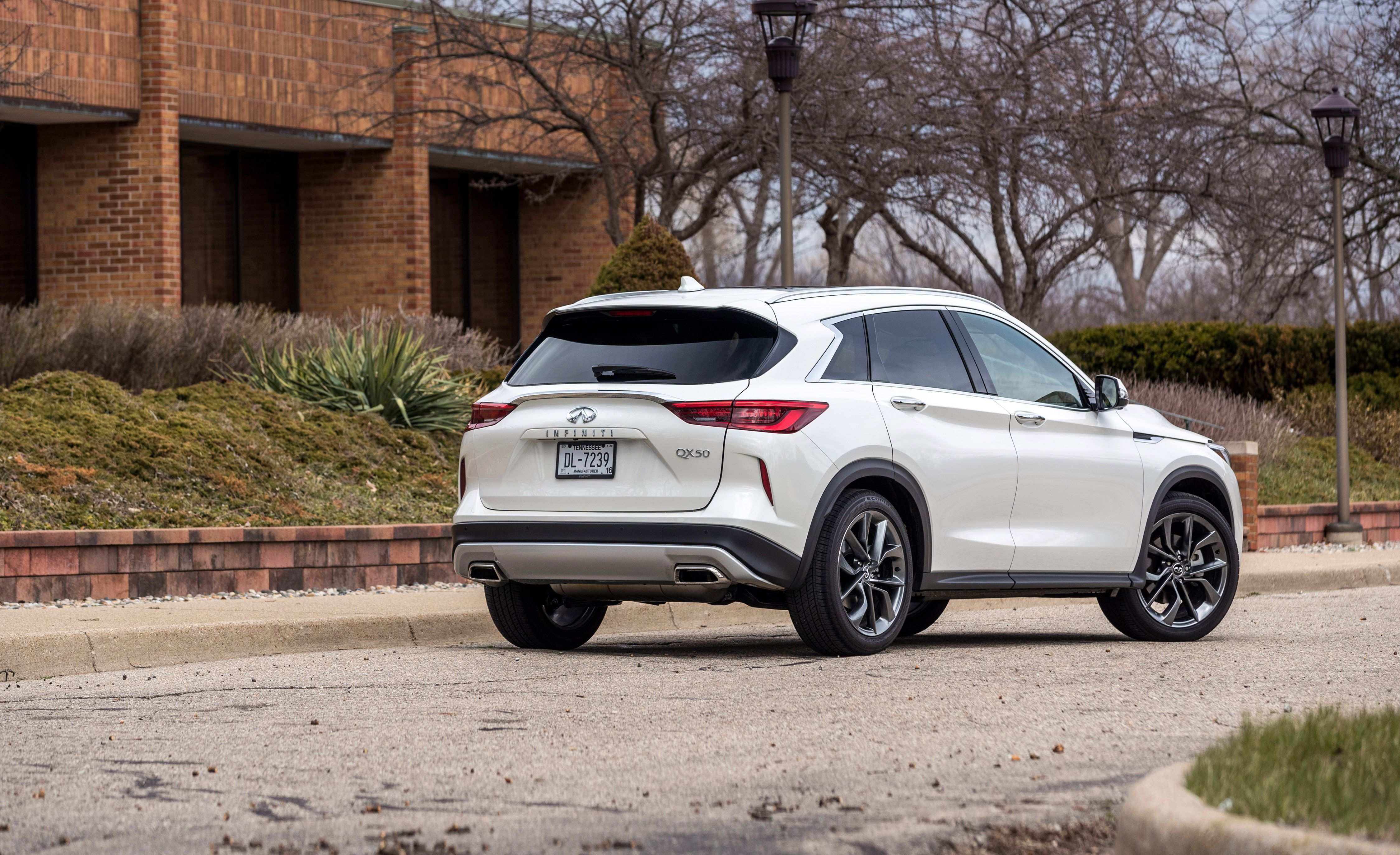 20 All New 2019 Infiniti Qx50 Wiki Style