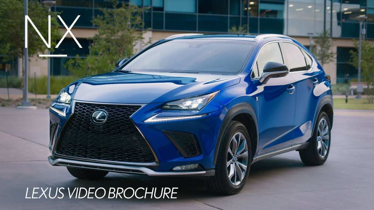 20 All New 2019 Lexus Nx Redesign And Review
