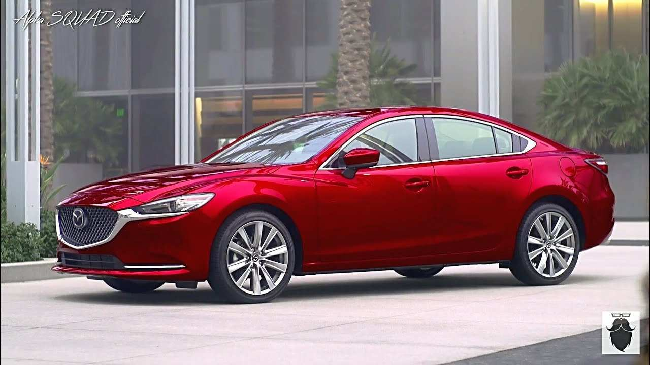 20 All New 2019 Mazda 6s Release