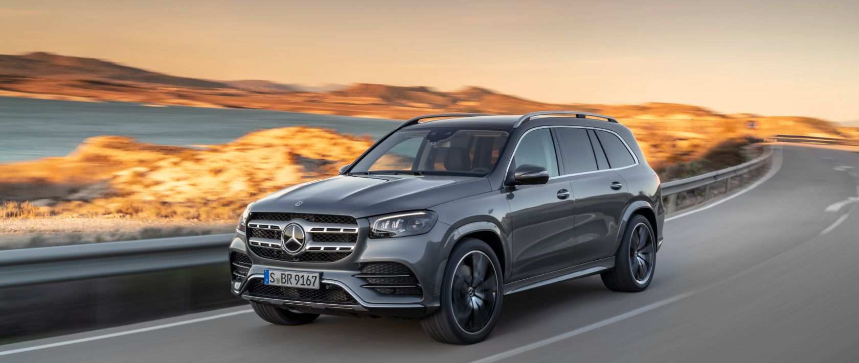 20 All New 2019 Mercedes GLS Engine