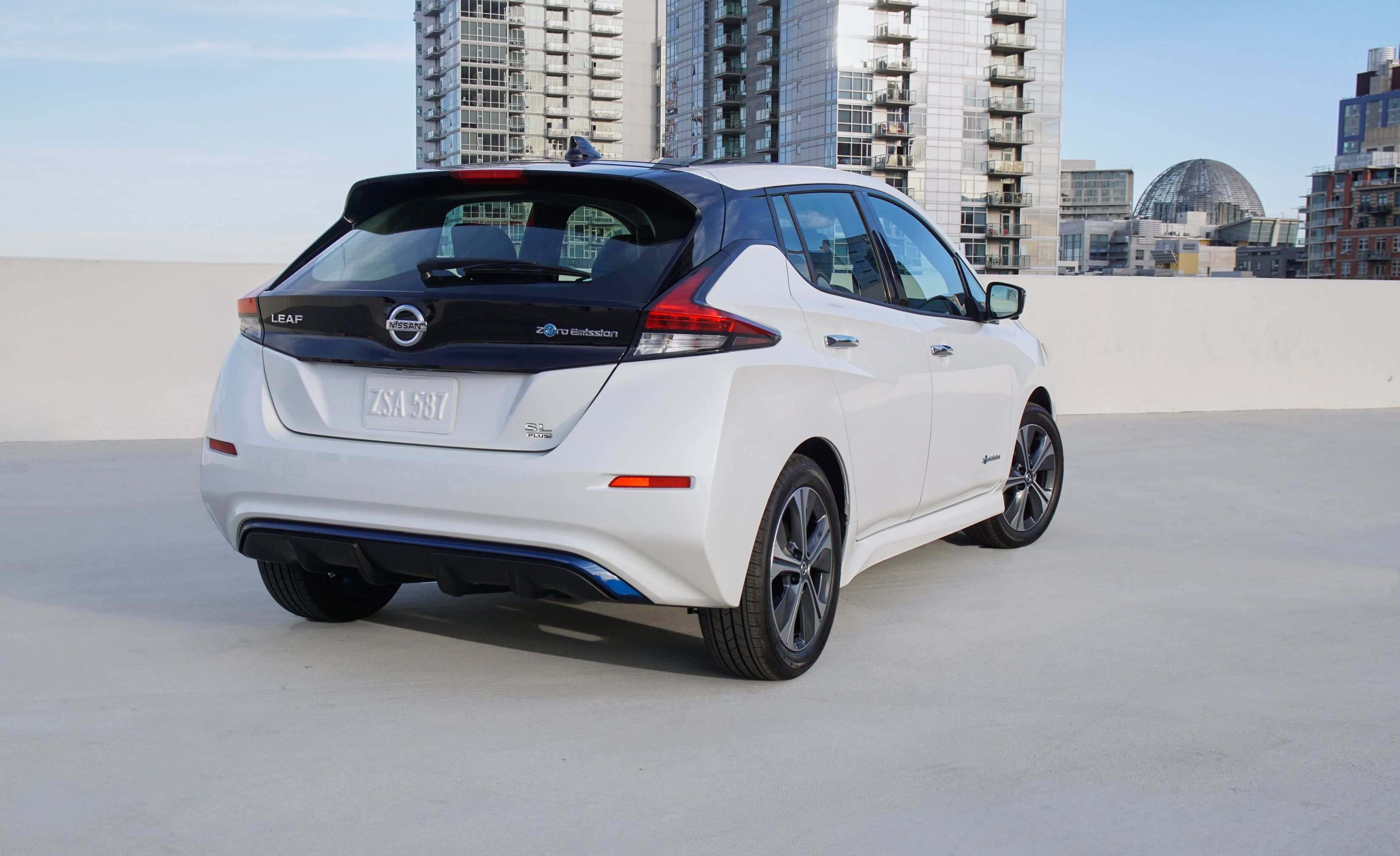 20 All New 2019 Nissan Leaf Review Rumors