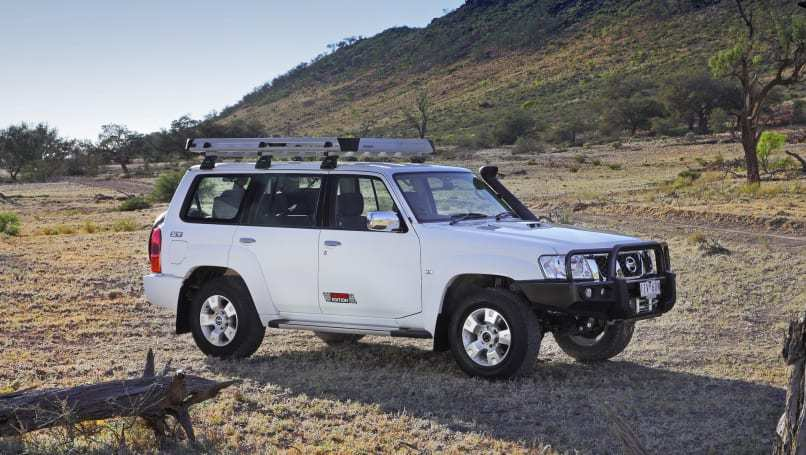20 All New 2019 Nissan Patrol Diesel Concept And Review