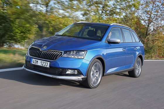 20 All New 2019 Skoda Roomster Review And Release Date