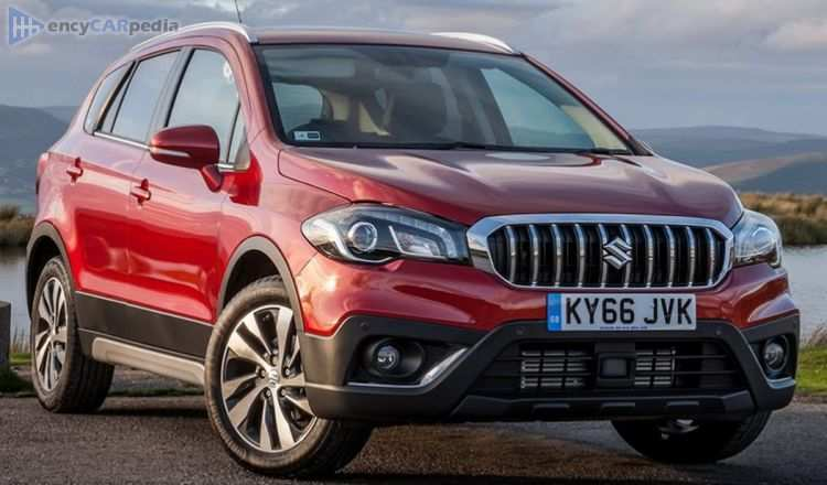 20 All New 2019 Suzuki Sx4 Picture