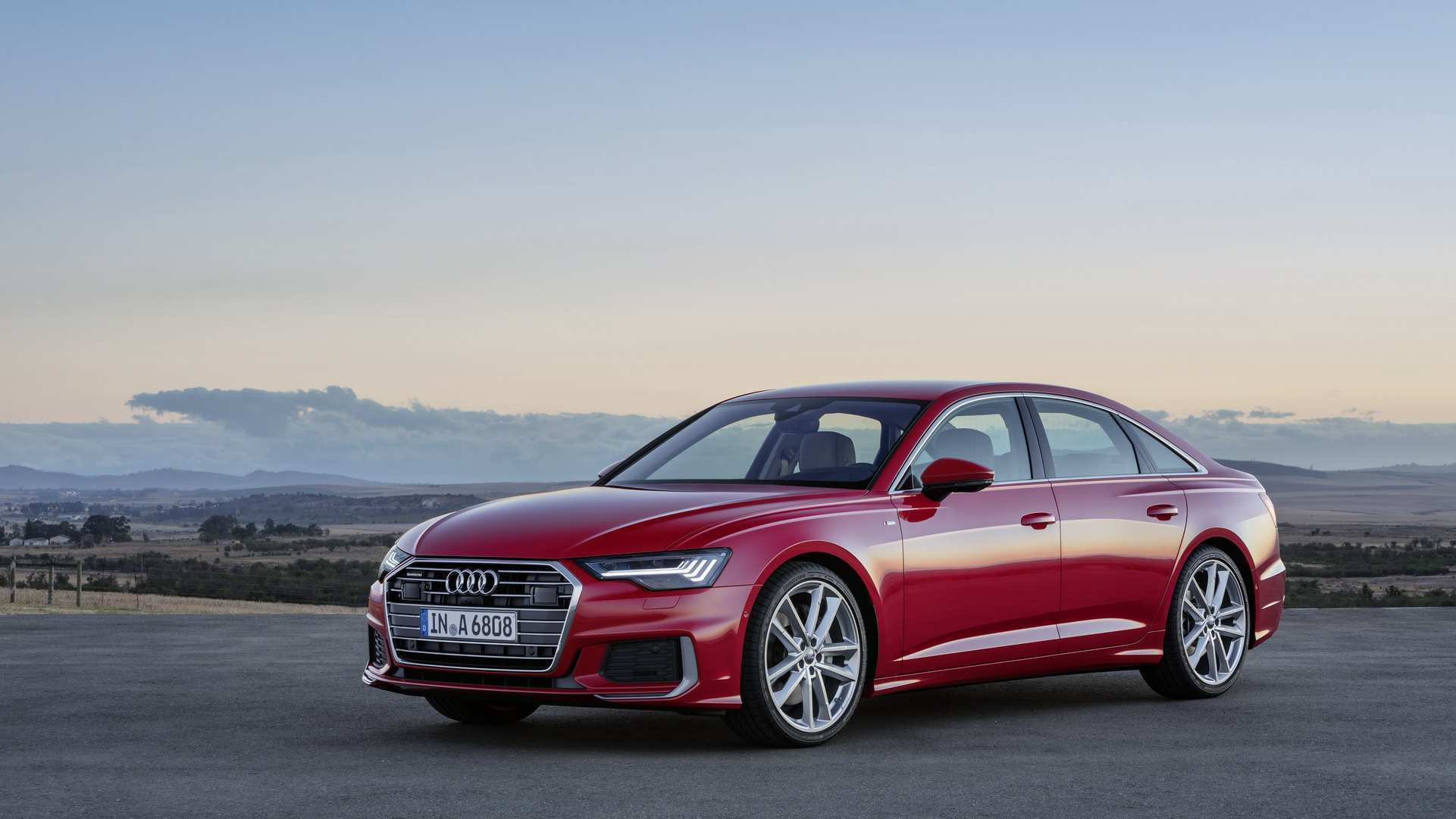 20 All New 2019 The Audi A6 Price And Review