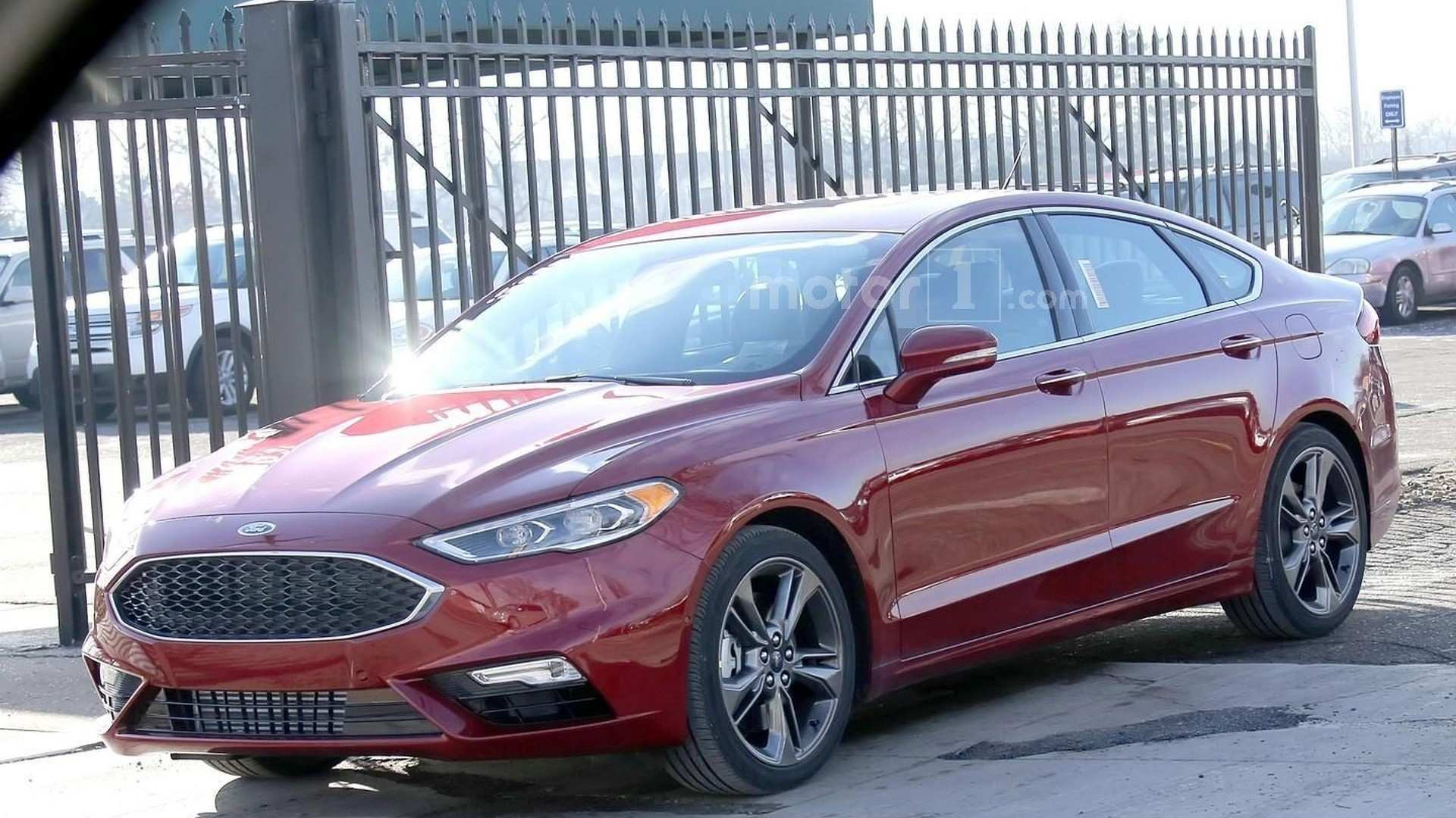 20 All New 2019 The Spy Shots Ford Fusion Release Date And Concept