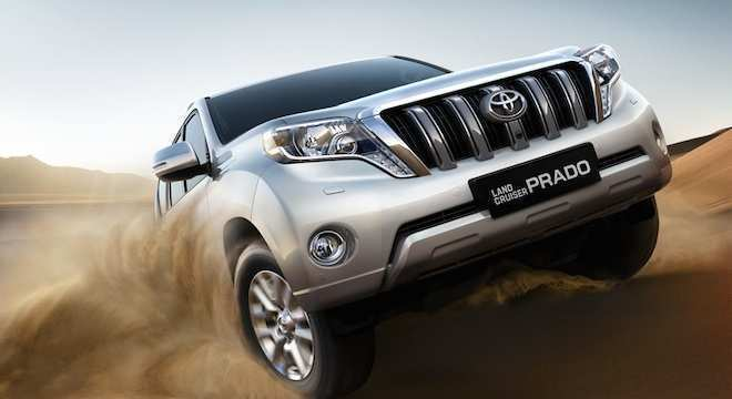 20 All New 2019 Toyota Land Cruiser Diesel Concept And Review