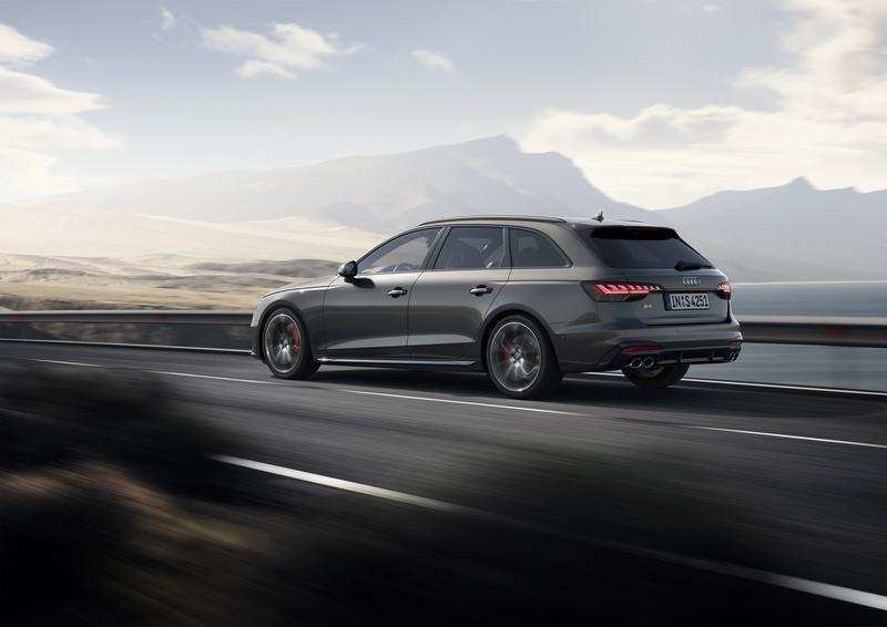 20 All New 2020 Audi S4 Review And Release Date