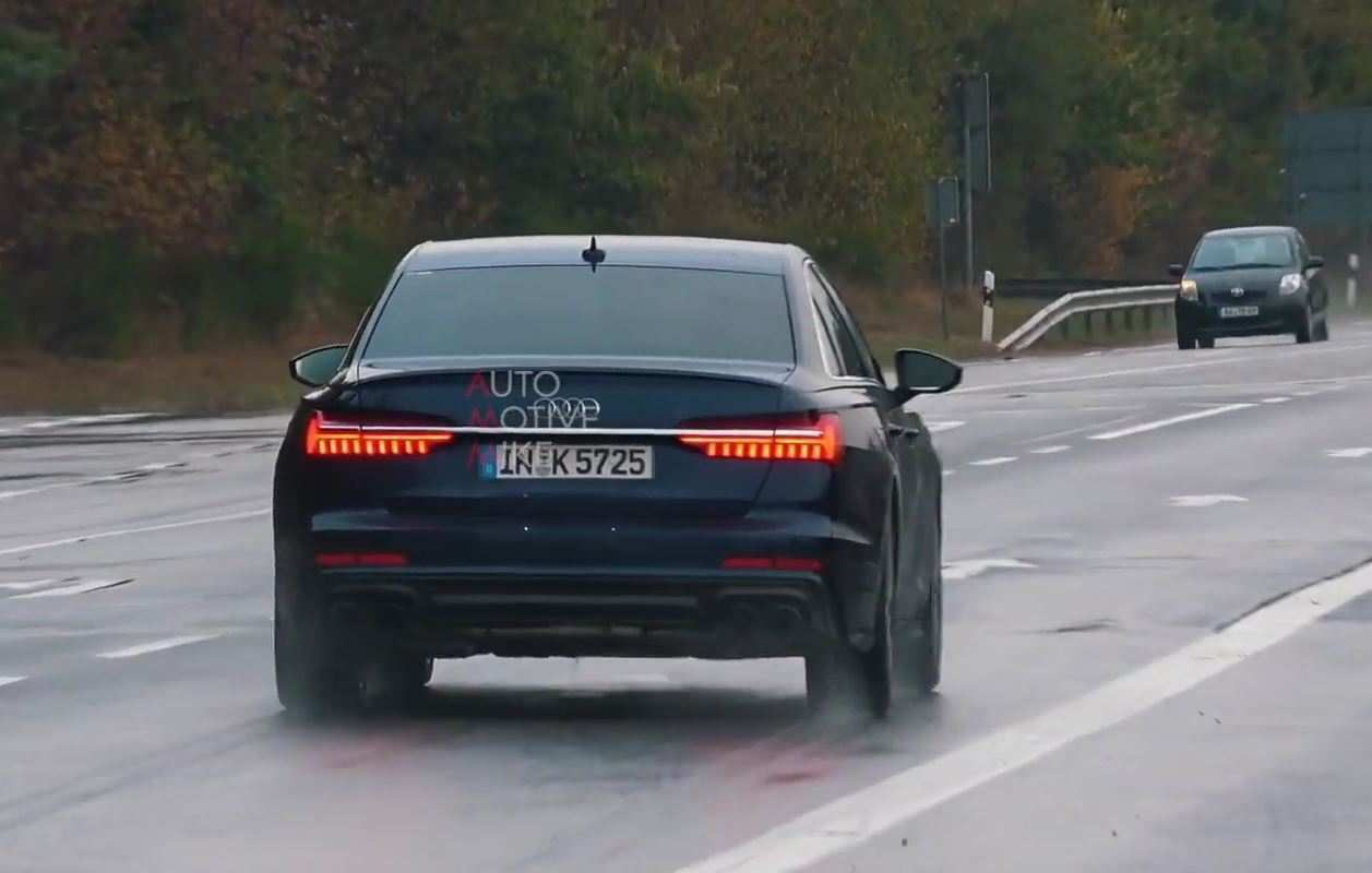 20 All New 2020 Audi S6 Research New