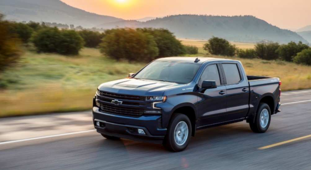 20 All New 2020 Chevy Suburban Z71 Research New
