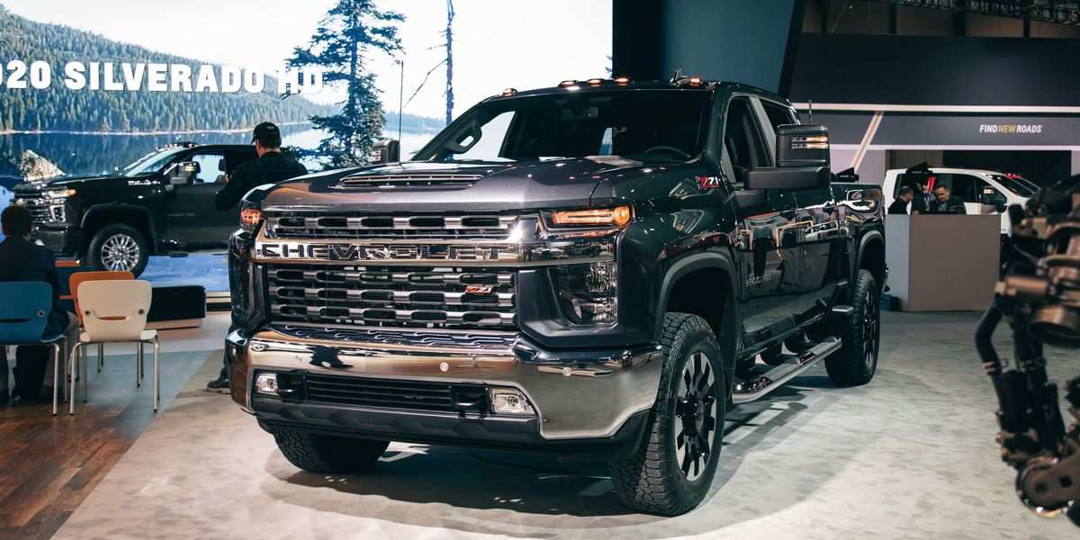 20 All New 2020 GMC 2500 Motors New Concept