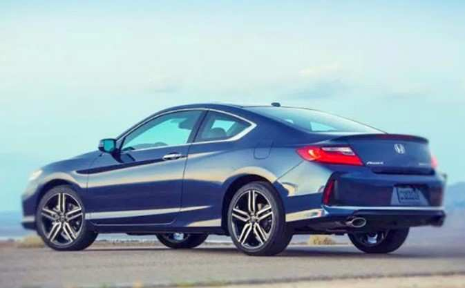 20 All New 2020 Honda Accord Coupe New Concept