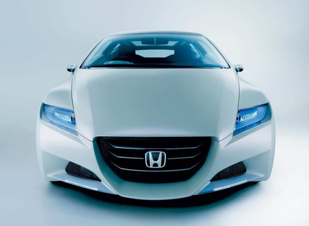 20 All New 2020 Honda Cr Z Review