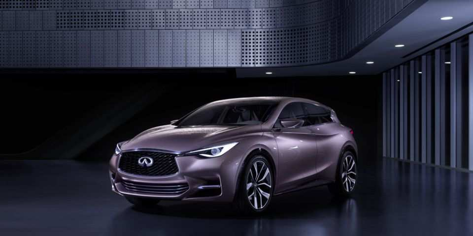 20 All New 2020 Infiniti Q30 Spy Shoot