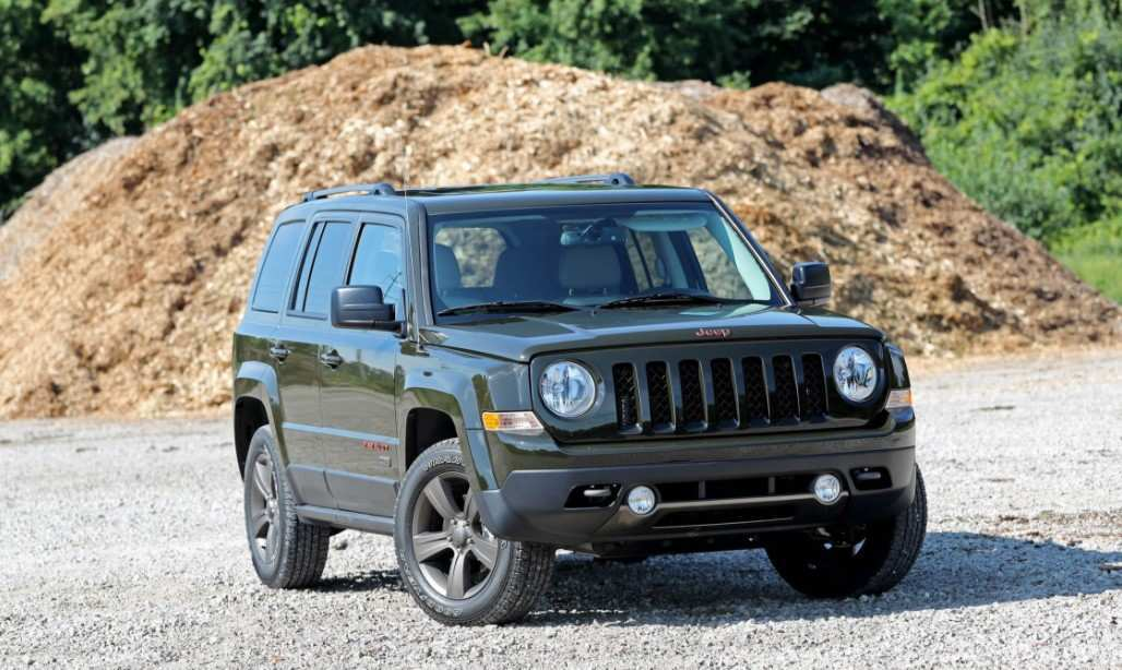 20 All New 2020 Jeep Patriot Concept And Review