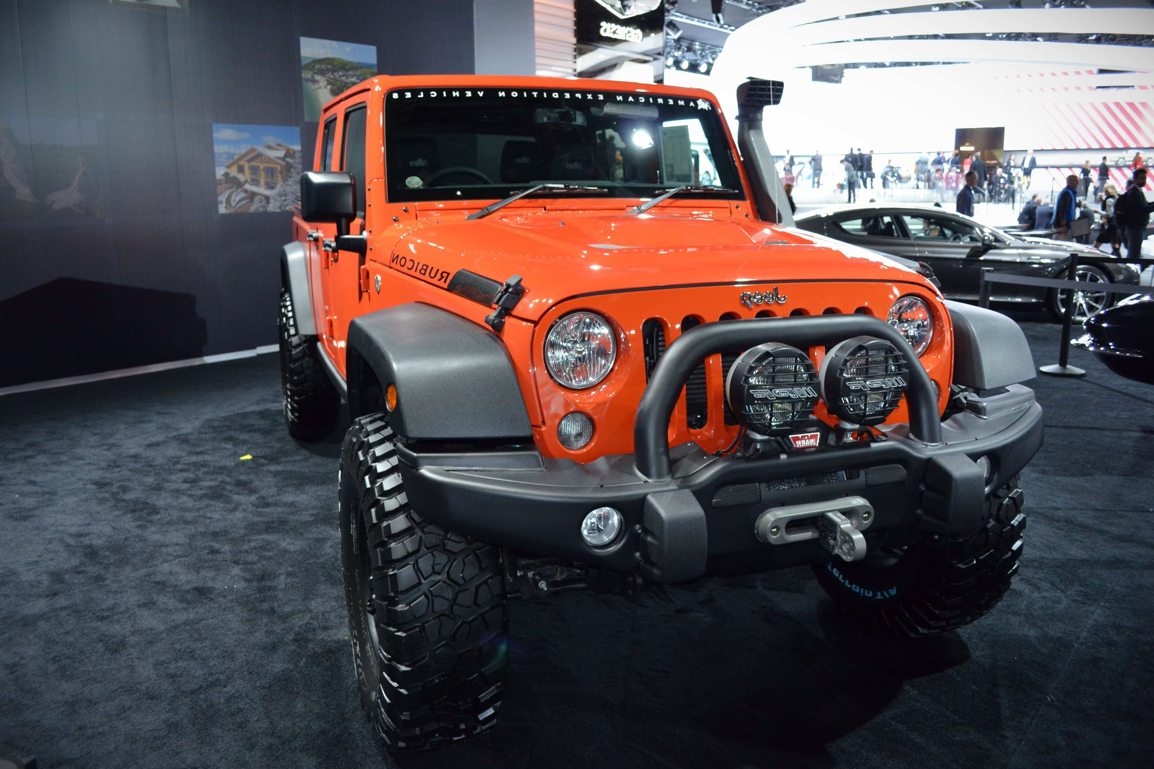 20 All New 2020 Jeep Wrangler Updates First Drive