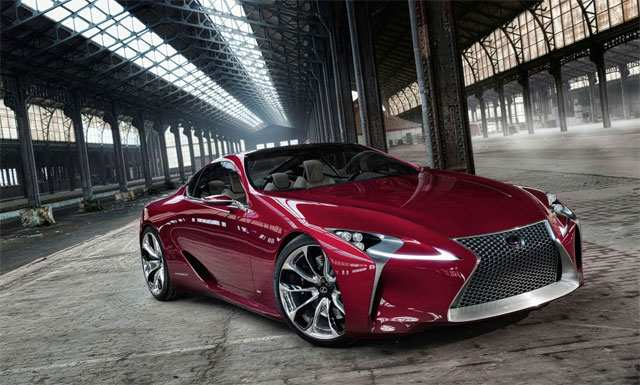 20 All New 2020 Lexus Lf Lc Price