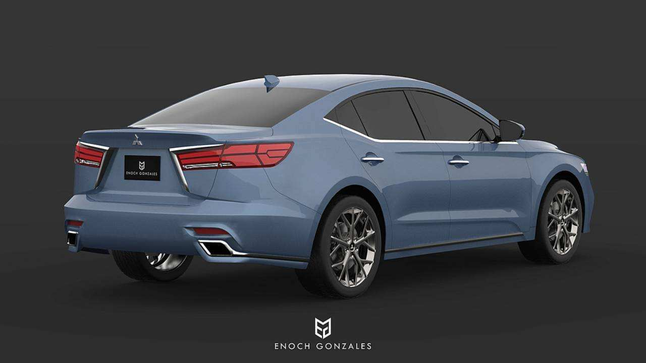 20 All New 2020 Mitsubishi Galant Concept
