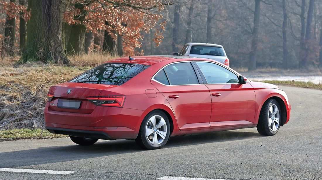 20 All New 2020 New Skoda Superb First Drive