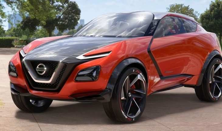 20 All New 2020 Nissan Juke Pictures