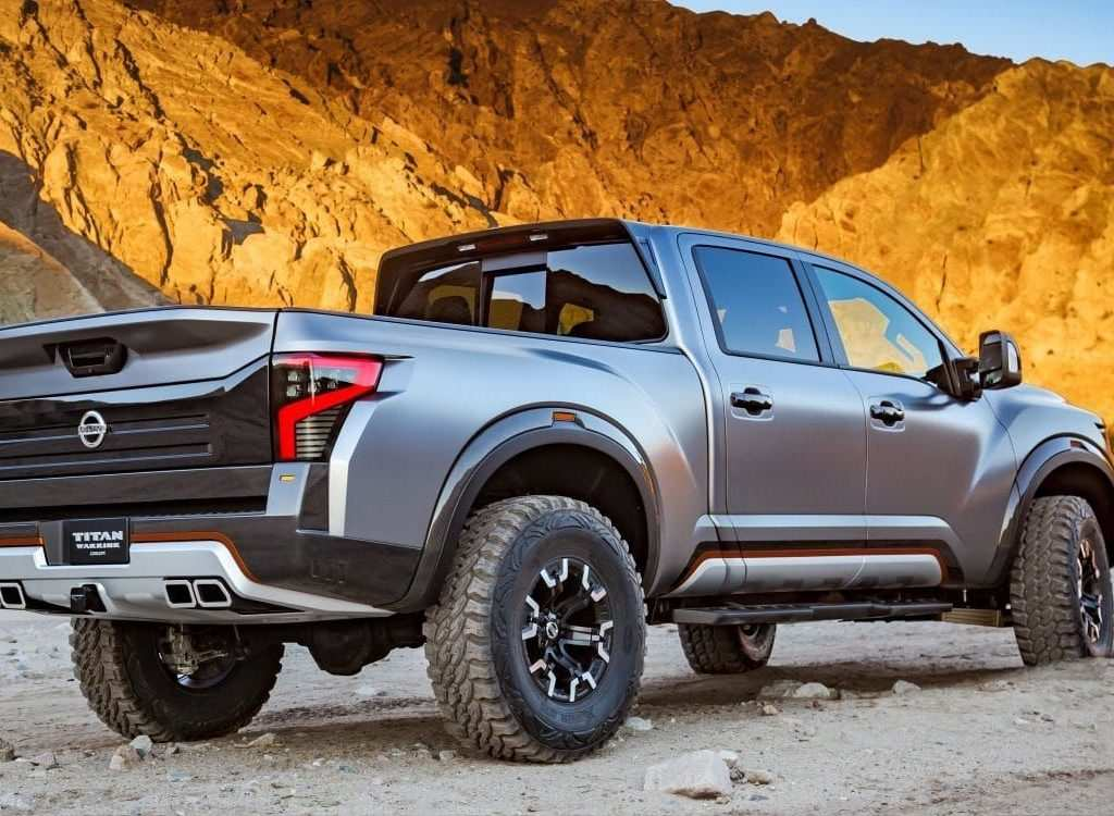 20 all new 2020 nissan titan redesign | review cars 2020