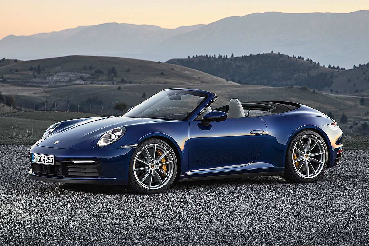 20 All New 2020 Porsche 960 Performance And New Engine